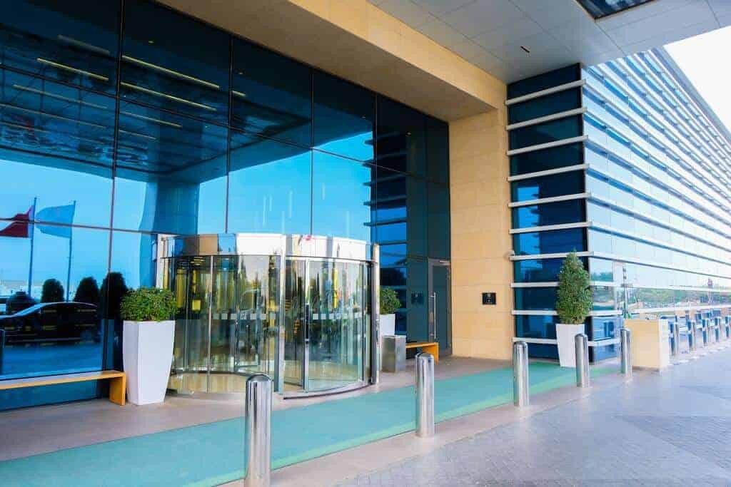 فندق هوليدي ان دبي فيستيفال سيتي تقرير شامل