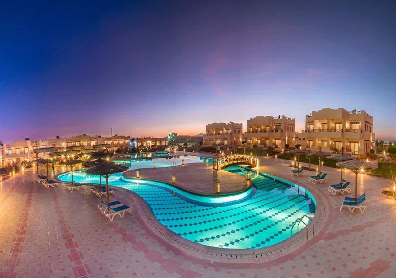 فنادق مرسى علم مصر