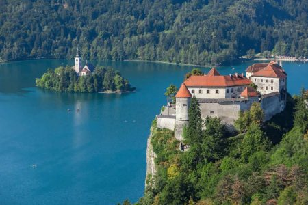 اجمل 5 وجهات سياحية في سلوفينيا