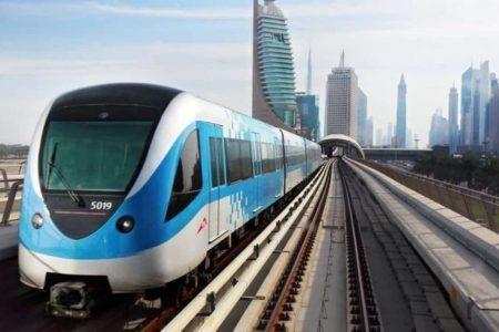 مترو دبي : دليل السائح الشامل