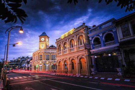 افضل 3 من اماكن التسوق في بوكيت تايلاند