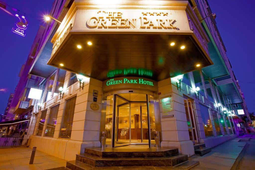 فندق جيرن بارك تقسيم
