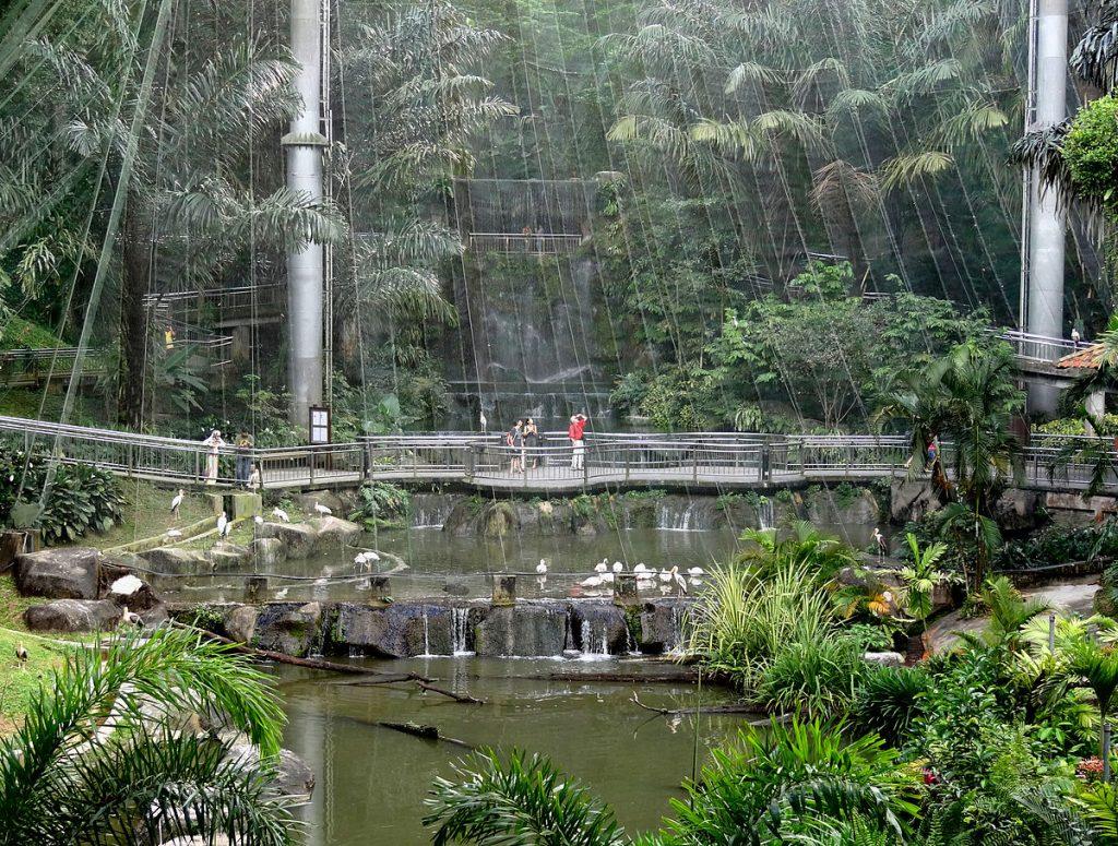 حديقة طيور كوالالمبور