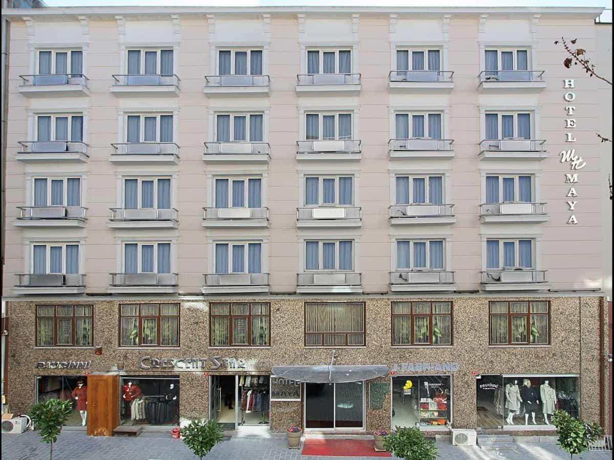 تقرير مصور عن فندق مايا اسطنبول