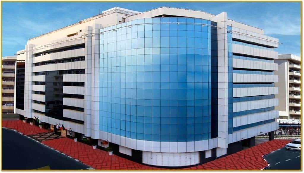 تقرير رائع عن فندق هوليدي ان داون تاون دبي