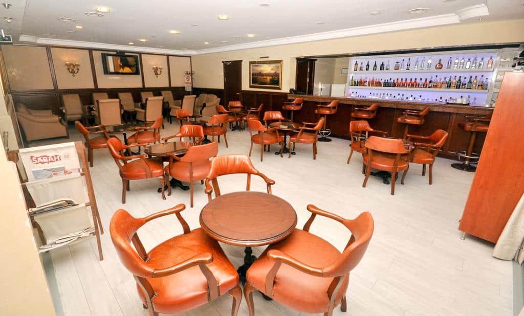 لوبي فندق توبكابي انتير اسطنبول