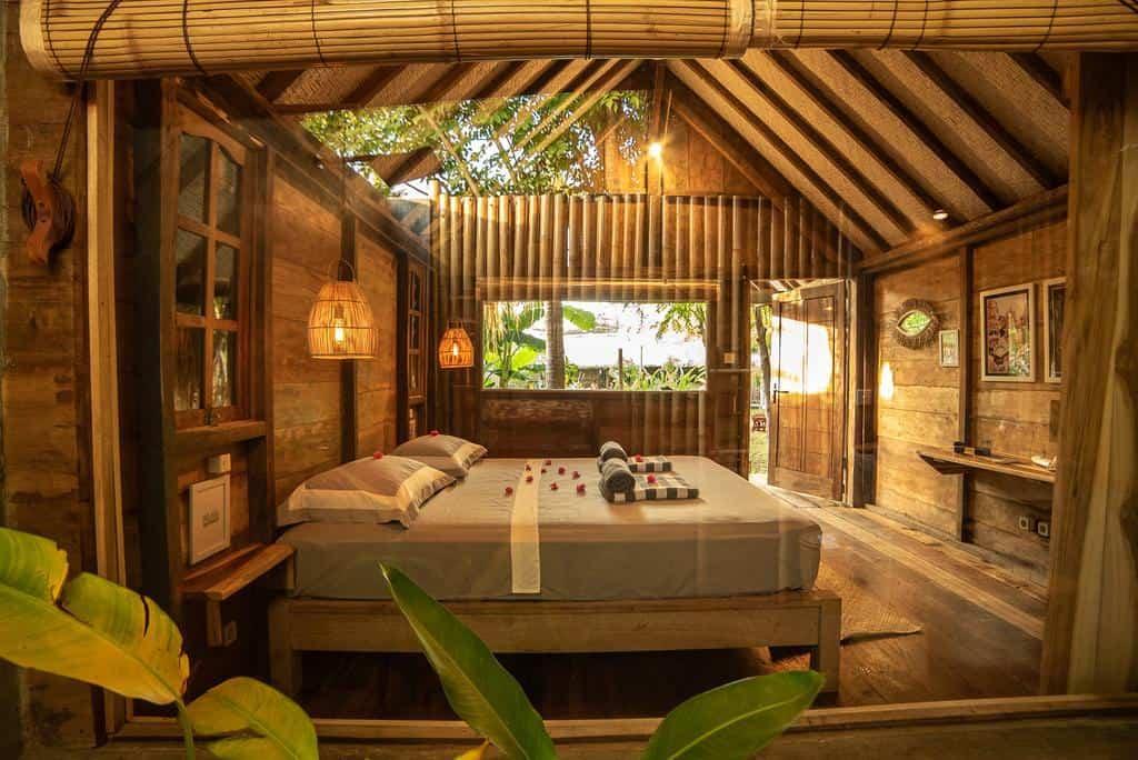 غرفة تقليدية