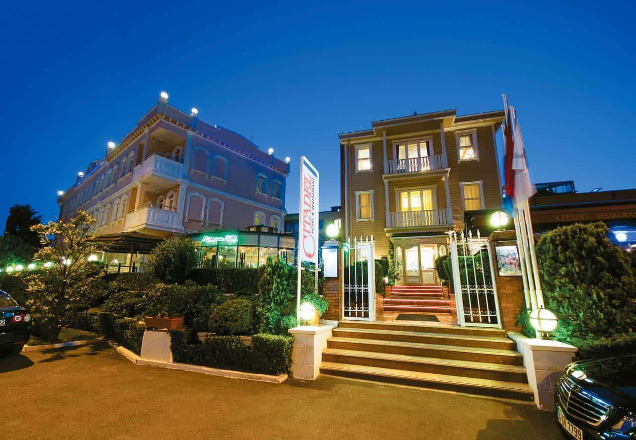 تقرير بالصور عن فندق بيست ويسترن سيتاديل اسطنبول