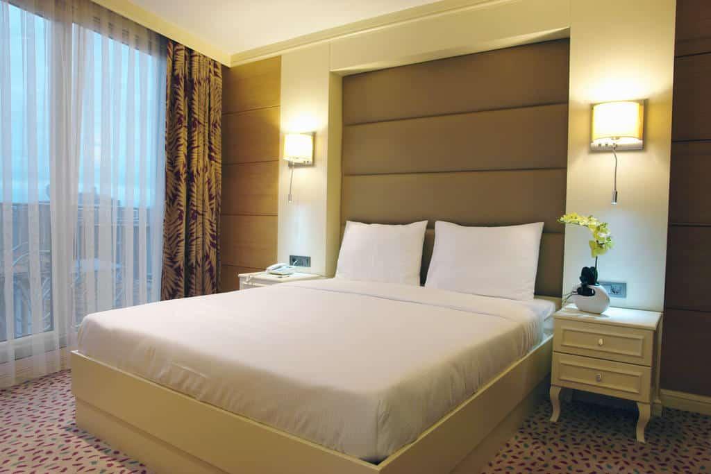 غرفة داخل الفندق