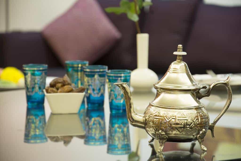 بهو لخوري للشقق الفندقية دبي