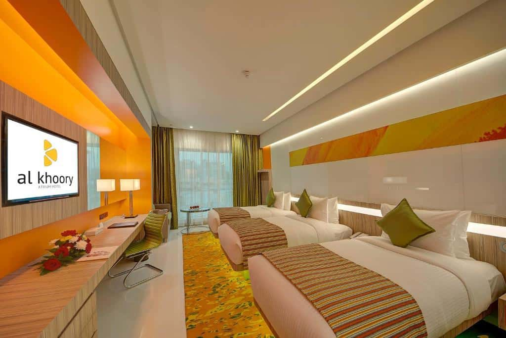 فندق الخوري اتريوم دبي