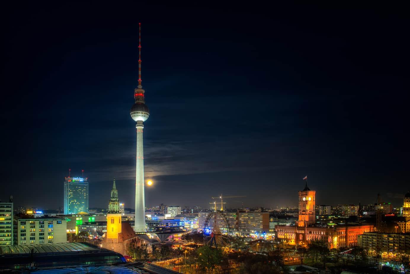 افضل 3 انشطة في برج برلين المانيا