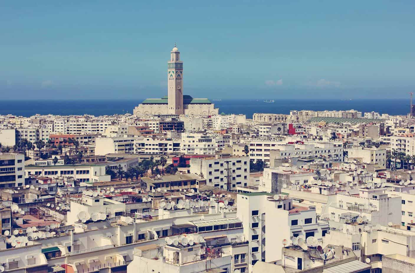 افضل 3 انشطة في كاتدرائية الدار البيضاء