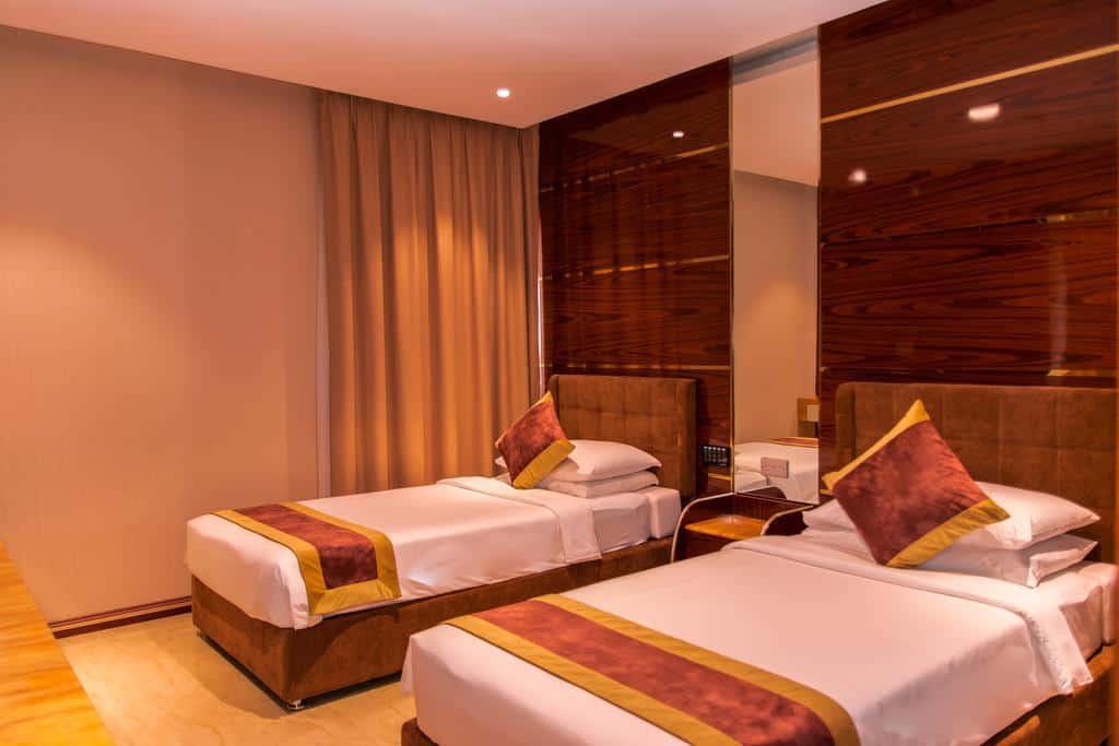 City Park Hotel Apartments من افضل شقق فندقية للايجار في مسقط