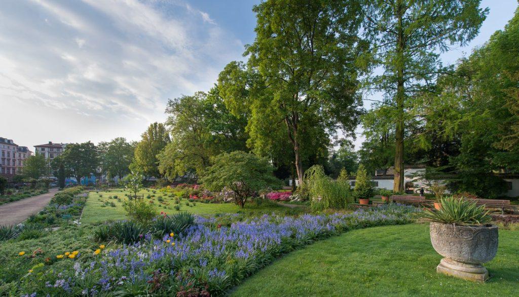 حديقة بالم جاردن فرانكفورت