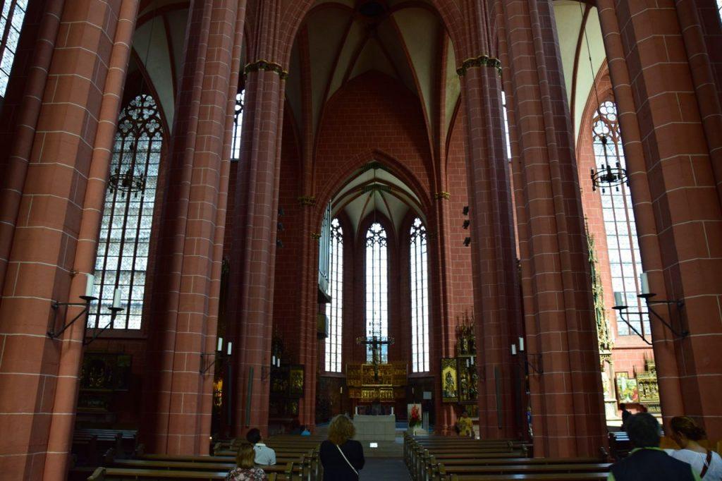 كاتدرائية فرانكفورت