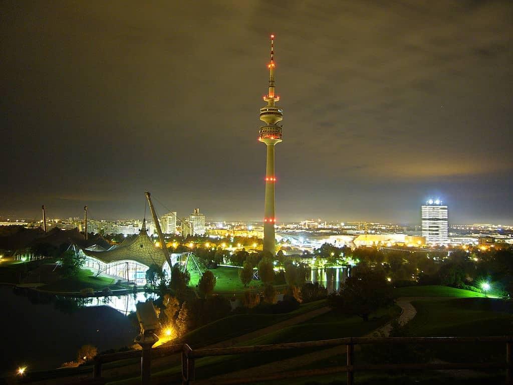 افضل 3 انشطة في الحديقة الاولمبية في ميونخ