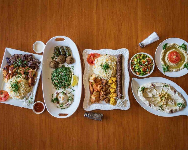 افضل 3 مطاعم عربية في شيكاغو امريكا