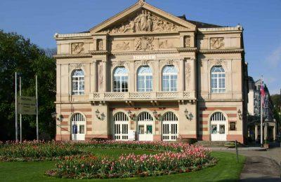 افضل 3 انشطة في مسرح بادن بادن المانيا