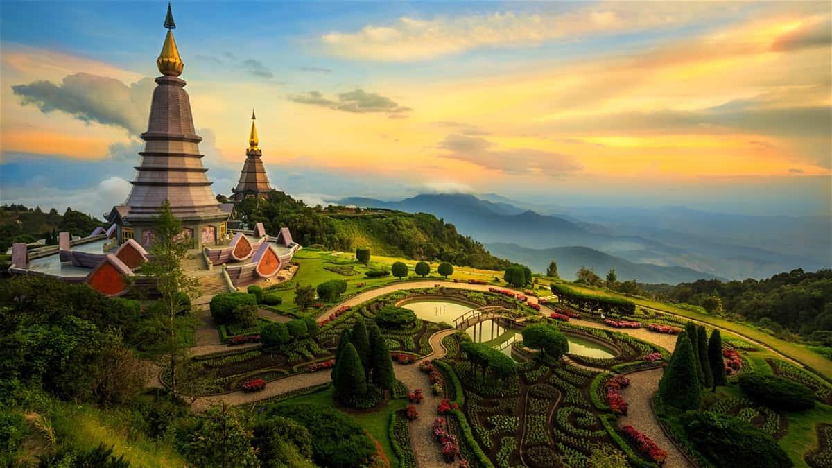 افضل 6 انشطة في حديقة السفاري الليلية شنغماي تايلاند