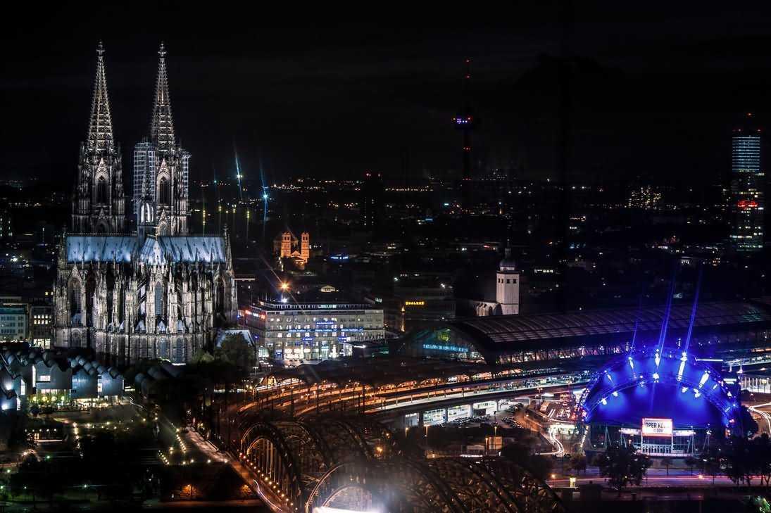افضل 3 انشطة في كاتدرائية كولونيا المانيا