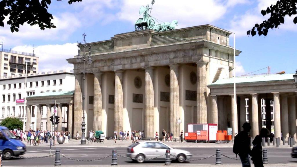بوابة براندنبورغ برلين