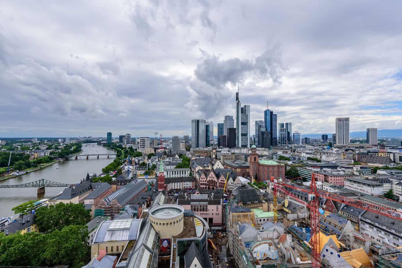 أفضل 4 أنشطة في كاتدرائية فرانكفورت المانيا