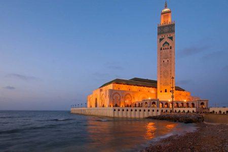 افضل 4 انشطة في مسجد الحسن الثاني كازابلانكا المغرب