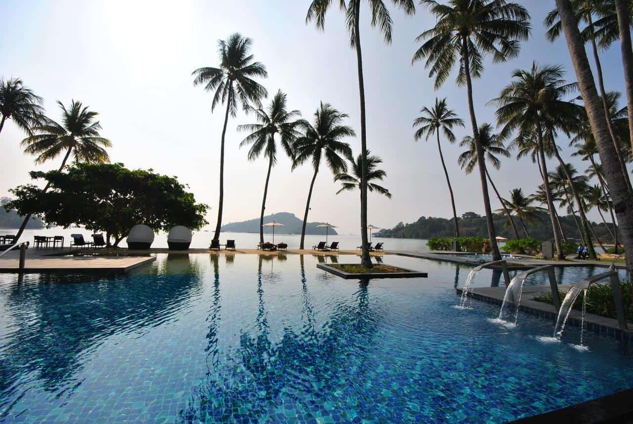 قائمة بافضل الفنادق في مدن تايلاند 2020