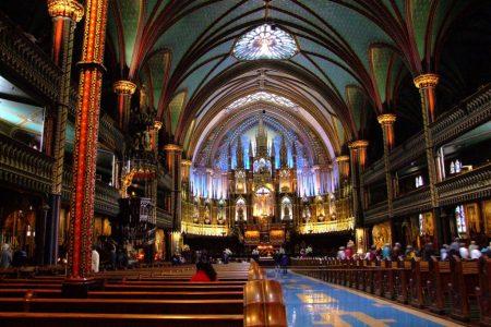 اشهر 4 من كنائس باريس فرنسا التاريخية