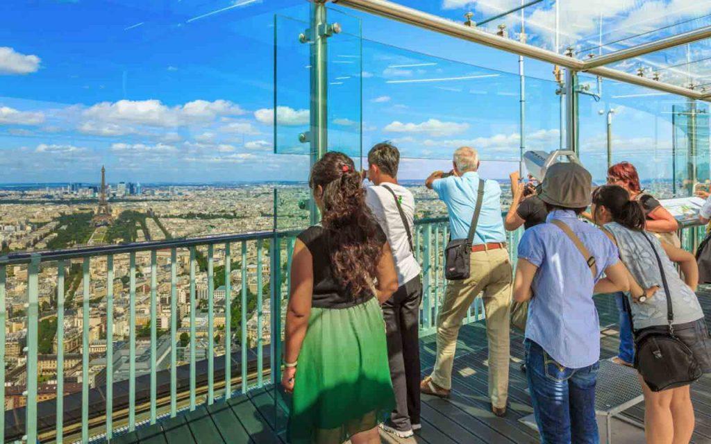 برج مونبارناس باريس