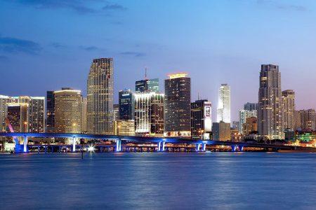اين تقع ميامي وما اهم المدن القريبة من ميامي