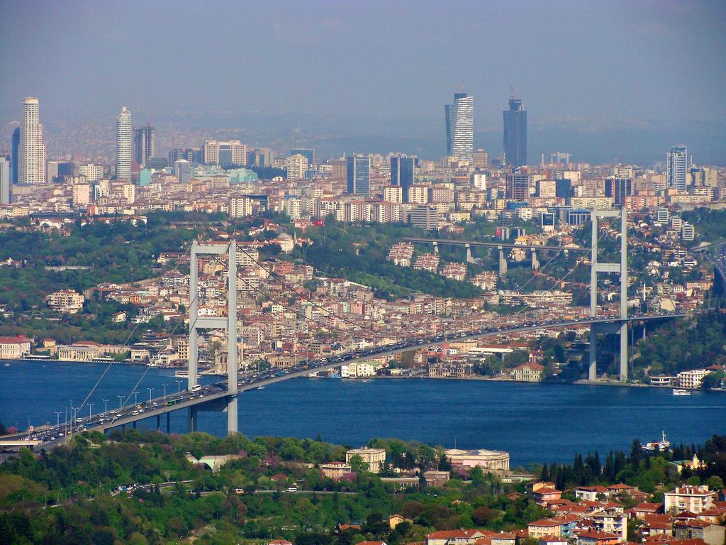 تقرير بالتفصيل عن فندق سيتي اسطنبول