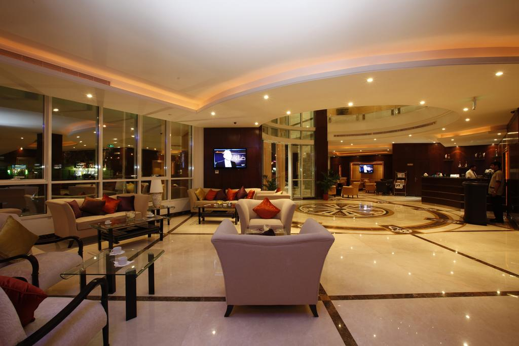 خدمات الفندق
