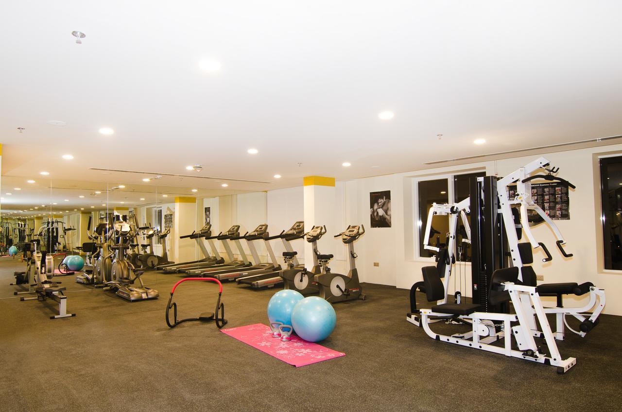 صالة رياضية في الفندق