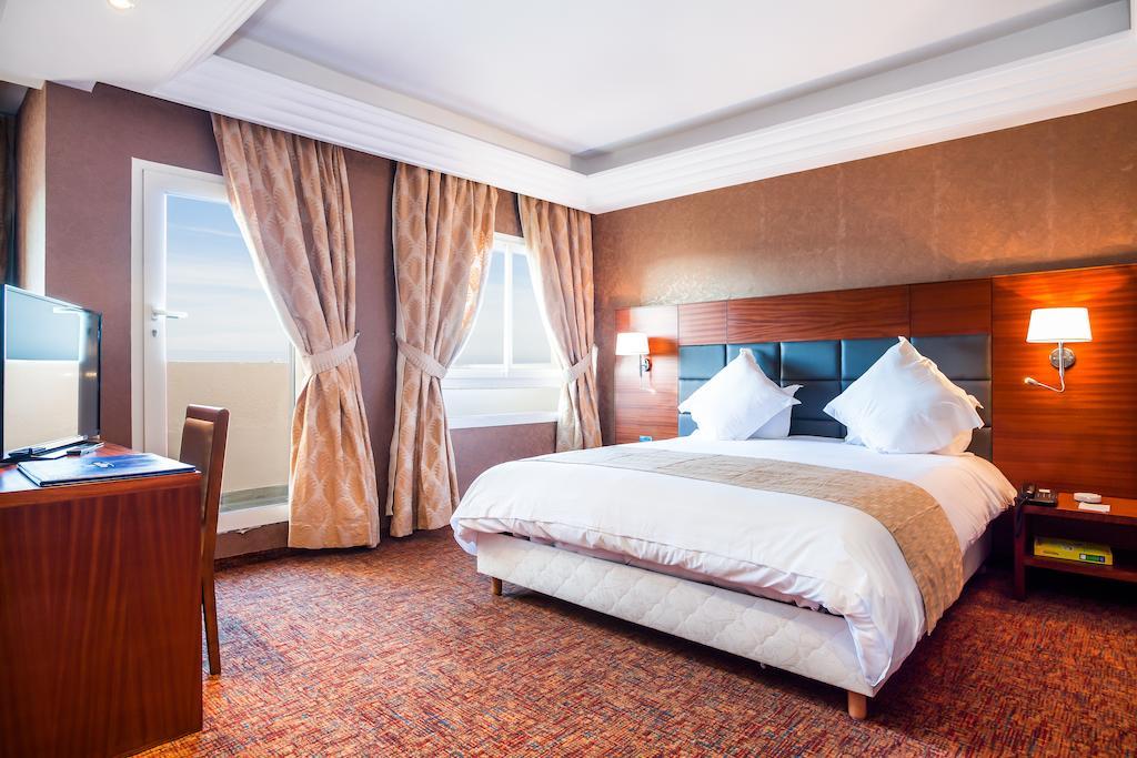 تقرير شامل عن فندق الموحدين الدار البيضاء