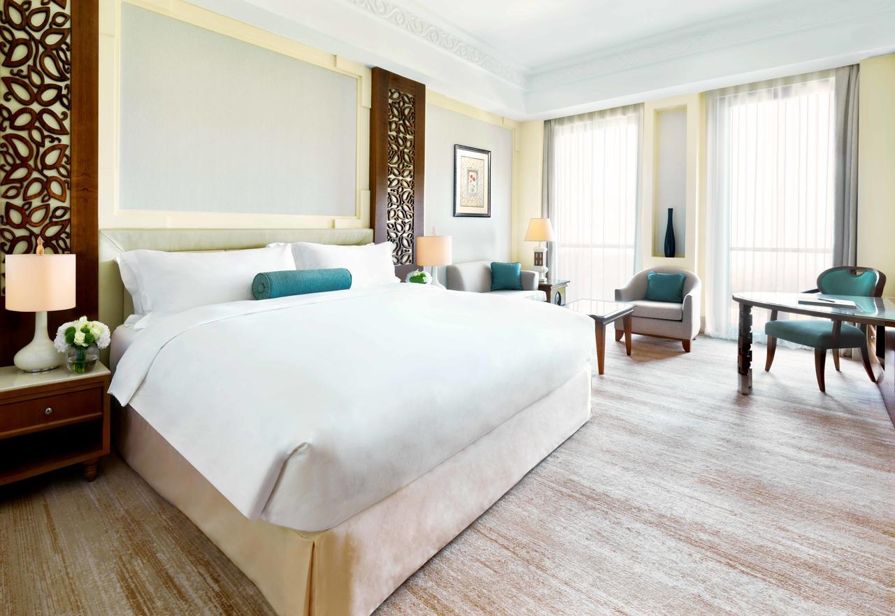 غرفة نوم من الفندق