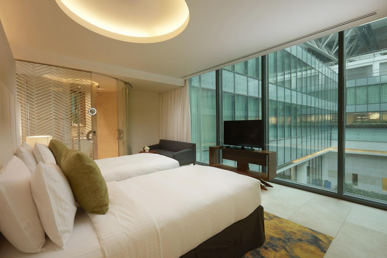 غرفة من الفندق