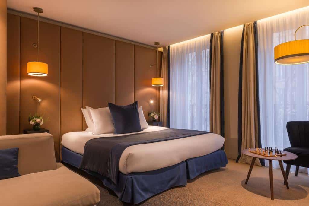فندق دي لا بوردونيس