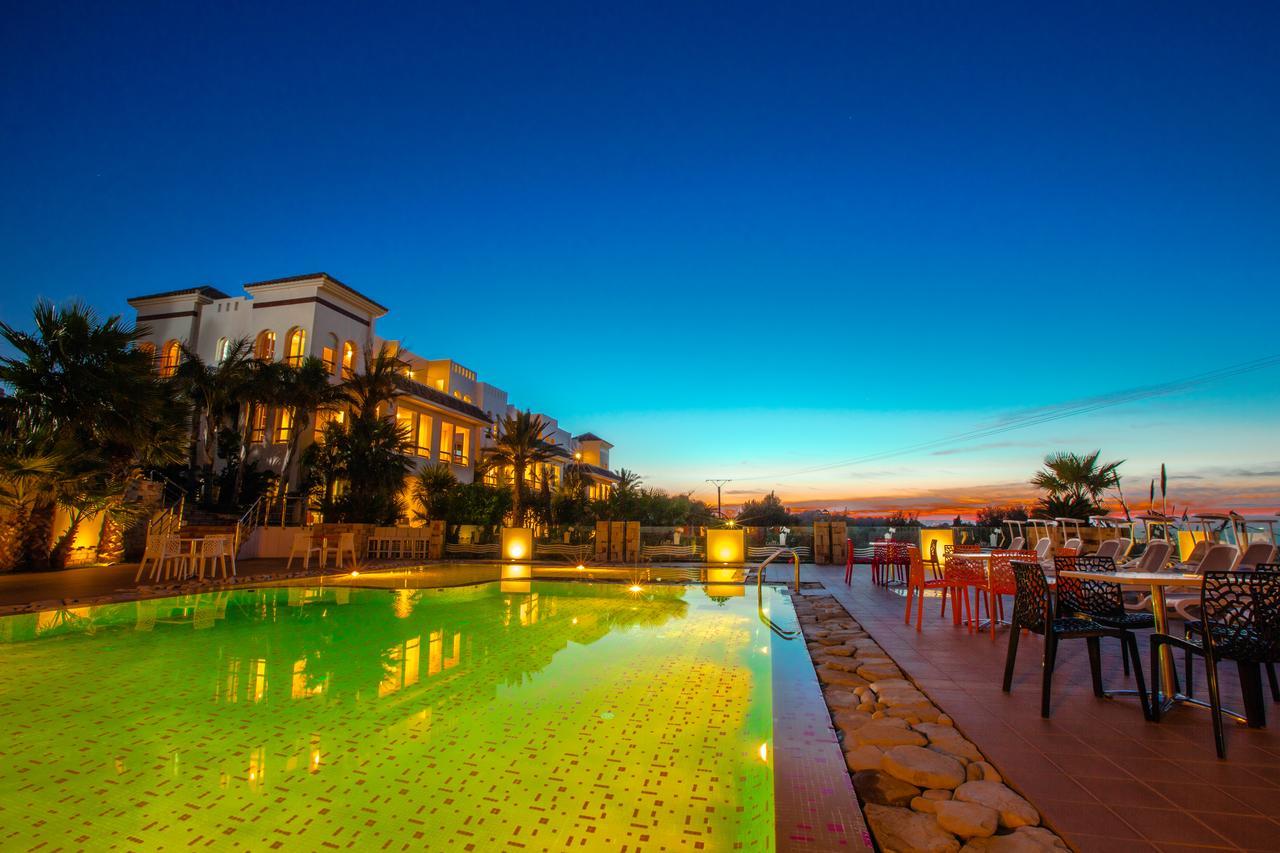 فندق وشقق قلعة منار طنجة