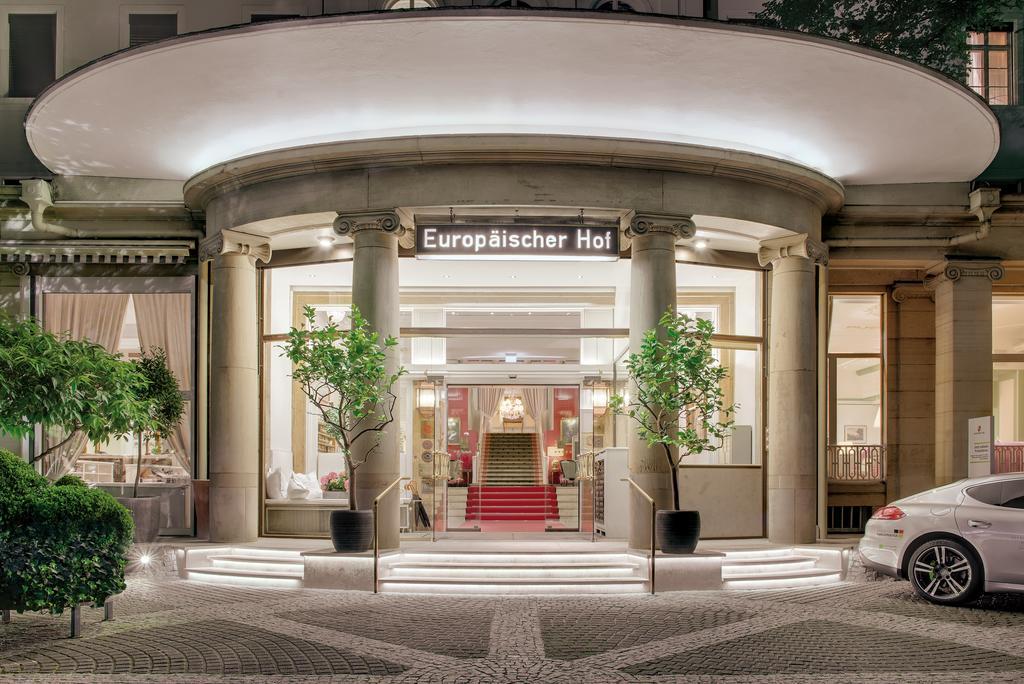 فندق Europäischer Hof Heidelberg