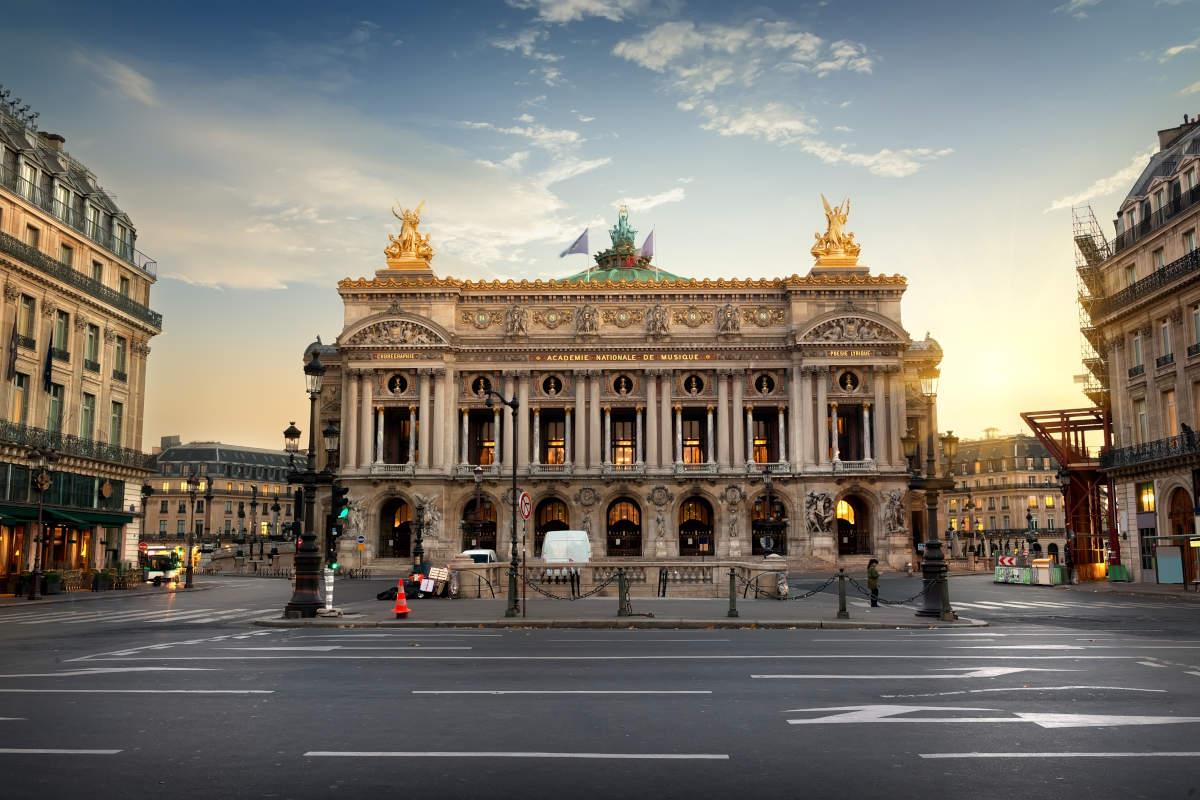 أفضل 5 أنشطة في قصر غارنييه دار أوبرا باريس فرنسا