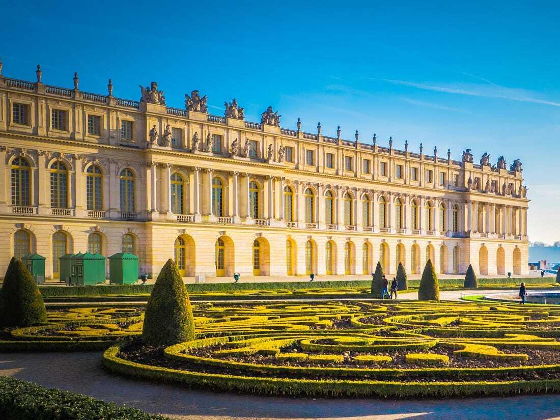 قصر فرساي باريس