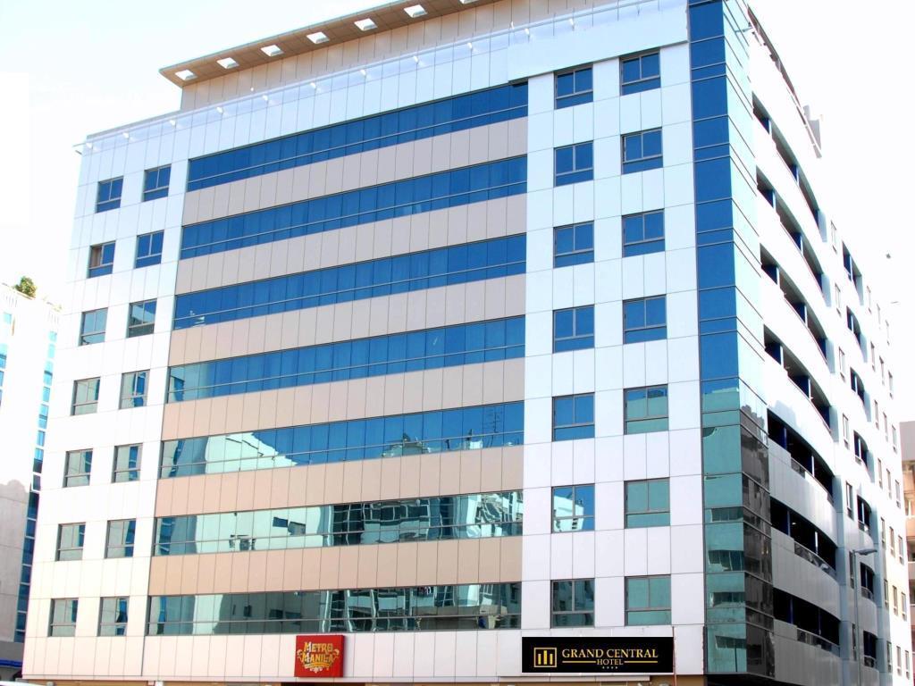 تقرير رائع عن فندق جراند سنترال دبي