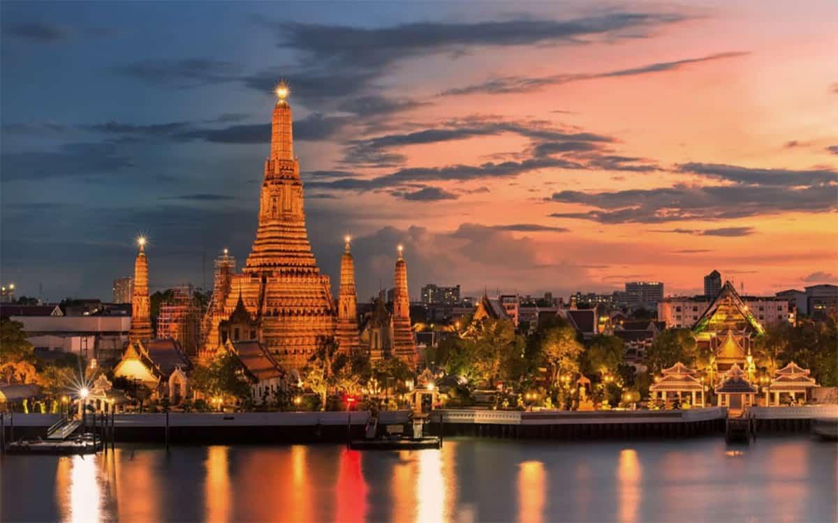 مطاعم حلال في بانكوك تايلاند