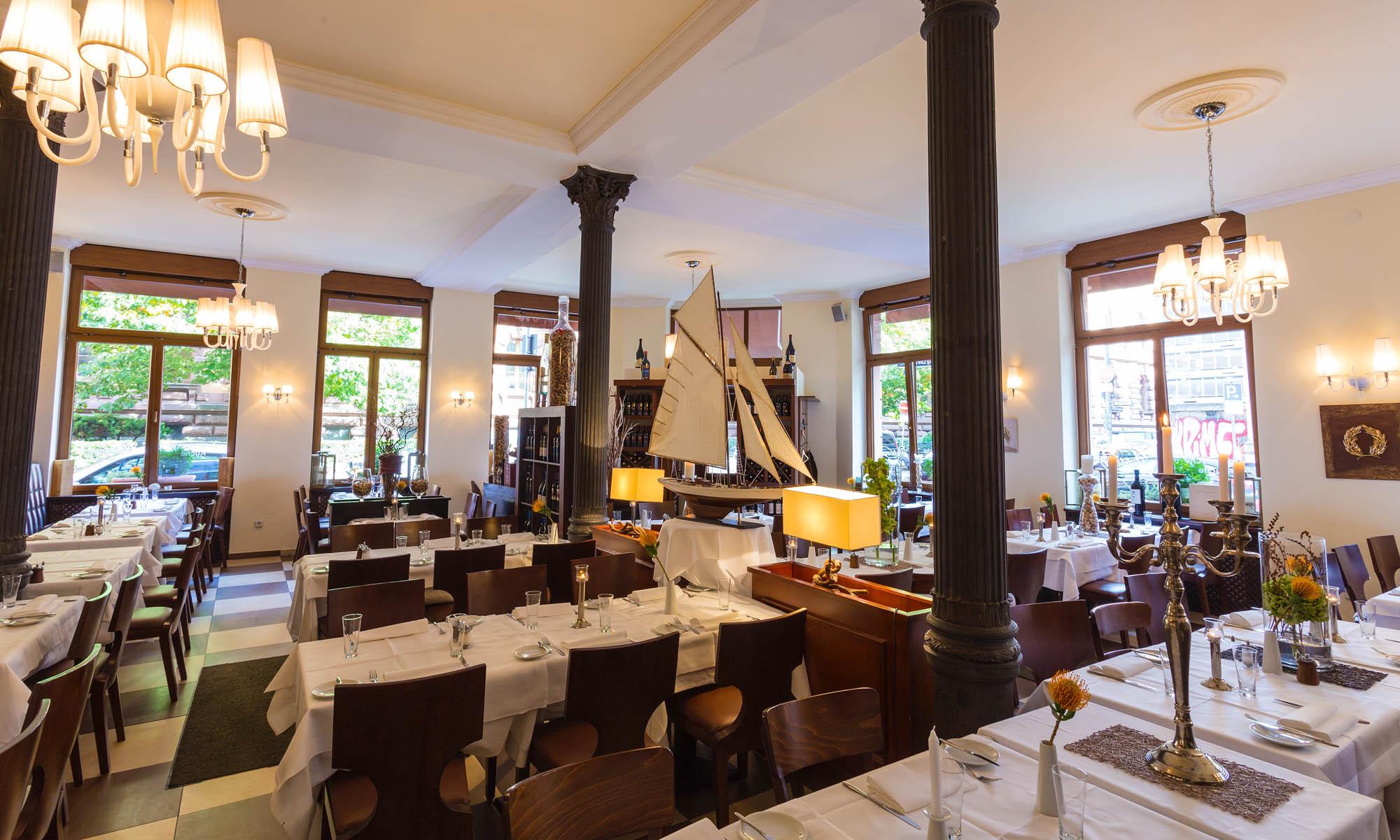 مطاعم فرانكفورت المانيا