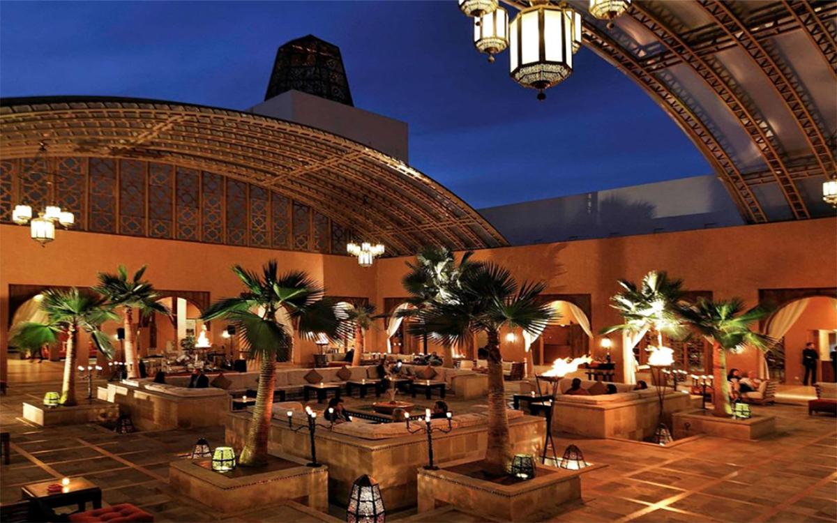 مطعم سو لونج أغادير
