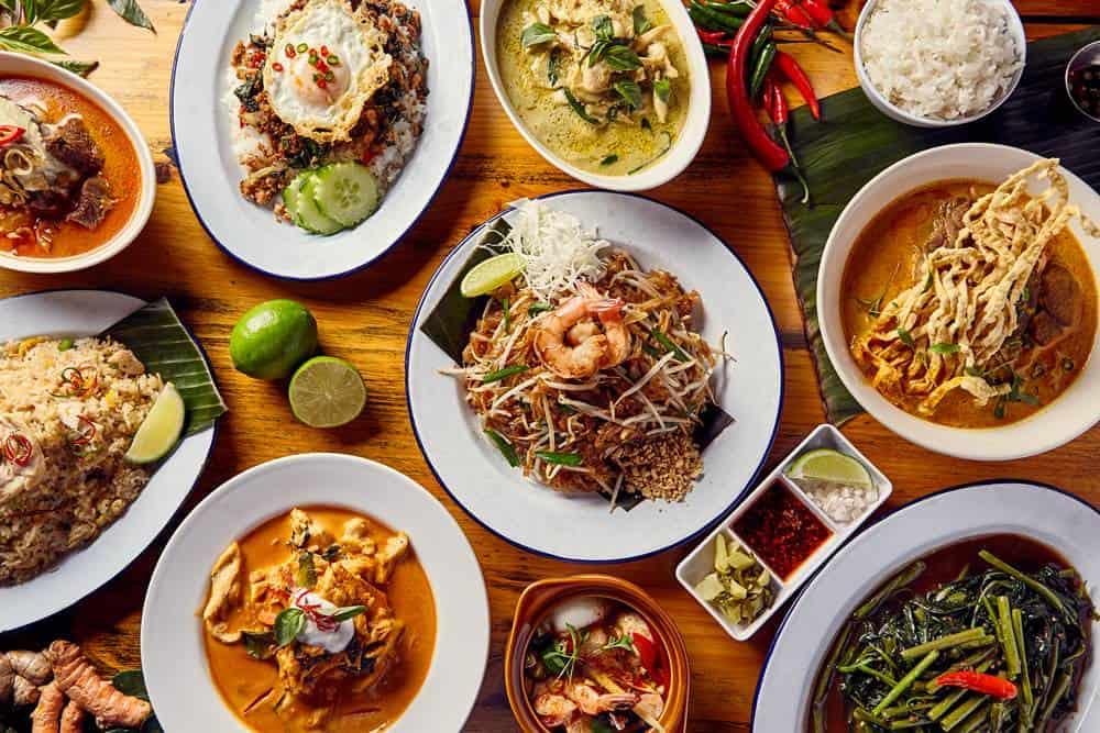 افضل مطاعم حلال في بانكوك تايلاند