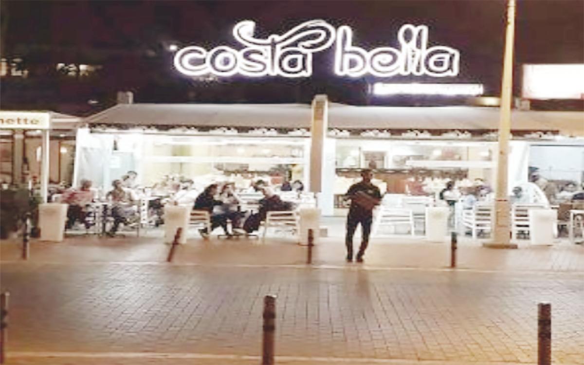مطعم كوستابيلا اغادير
