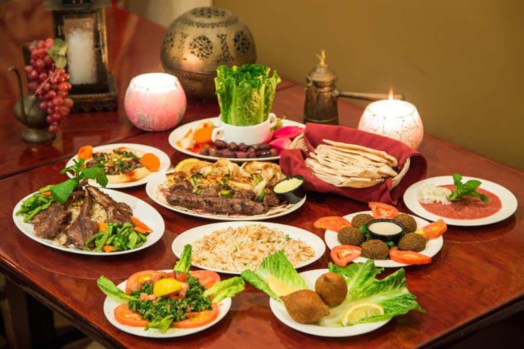 مطعم Maroosh